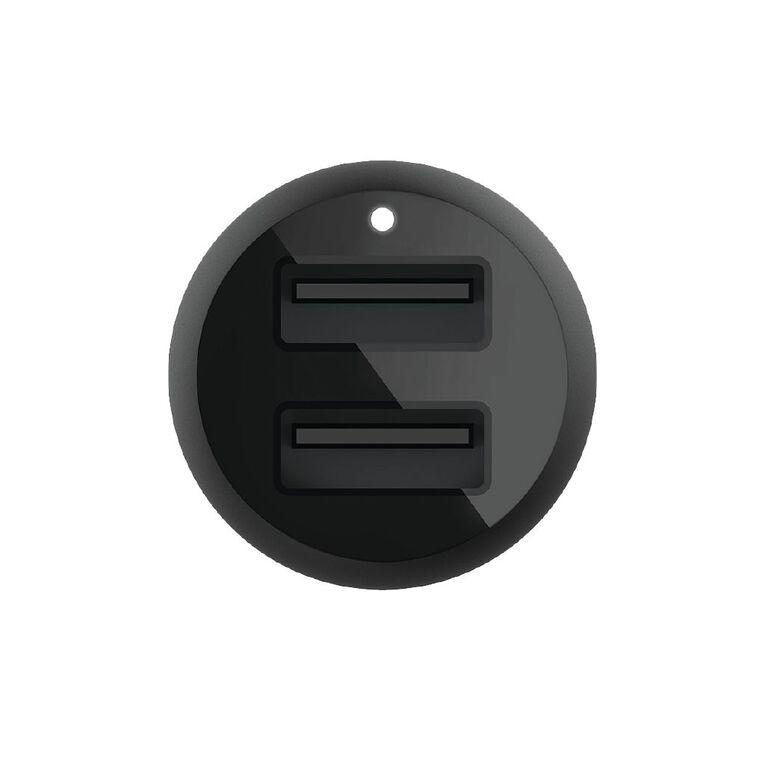 Belkin Dual USB Fast Car Charger - 24W, , hi-res
