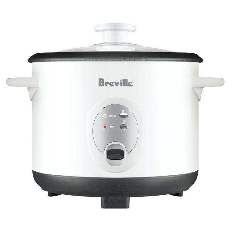 Breville The Set & Serve Rice Cooker, , hi-res