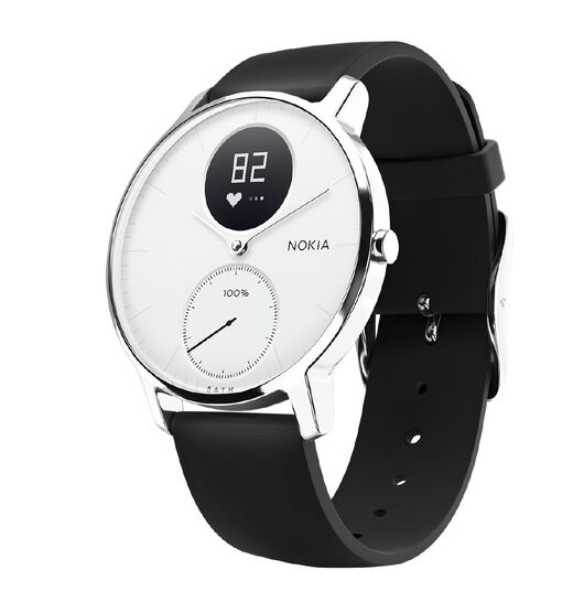 WITHINGS HR Smart Watch 36mm White