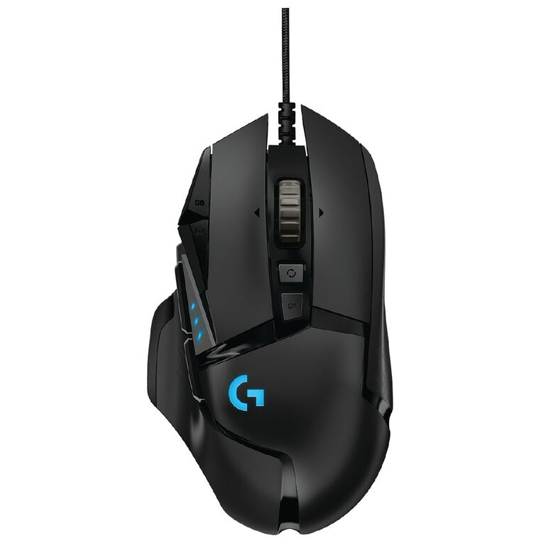 Logitech G502 HERO High Performance Gaming Mouse, , hi-res
