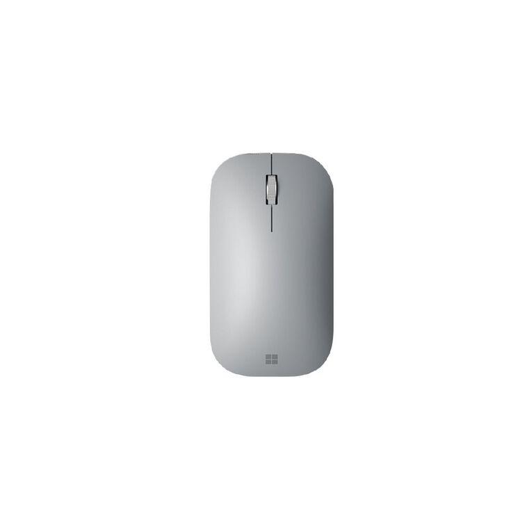 Microsoft Surface Bluetooth Mobile Mouse - Platinum, , hi-res