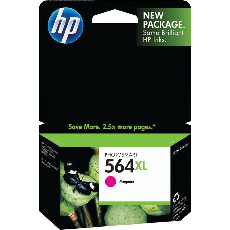 HP 564XL Ink - Magenta, , hi-res