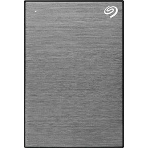 Seagate 2TB One Touch Portable - Space Grey