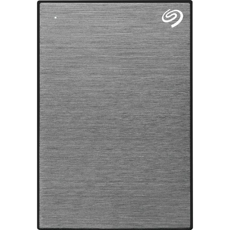 Seagate 2TB One Touch Portable - Space Grey, , hi-res