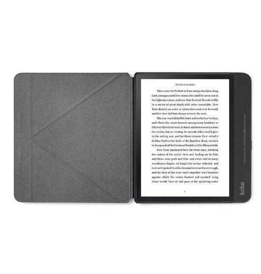 Kobo FORMA Sleepcover Case with Stand - Black