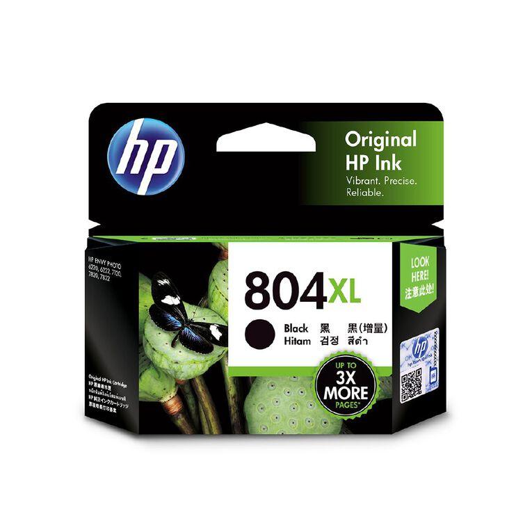 HP 804XL Ink - Black, , hi-res