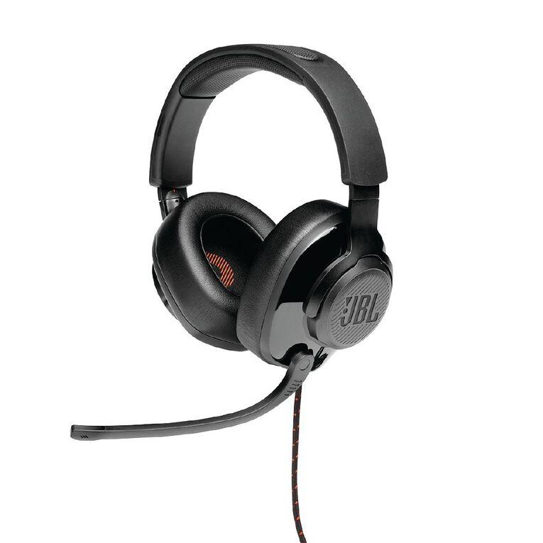 JBL Quantum 200 Gaming Headset - Black, , hi-res