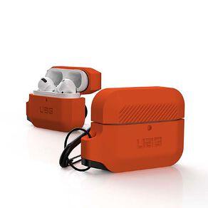 UAG Airpods Pro Silicone Case - Orange