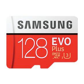 Samsung Evo Plus MicroSD Card 128GB w/Adaptor (2020)