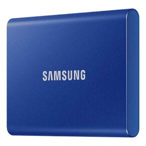 Samsung T7 Portable SSD - 2TB Indigo Blue