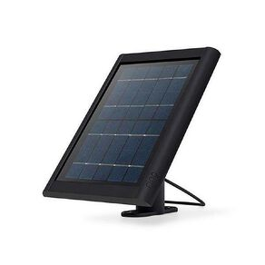 Ring Solar Panel Charger - Black