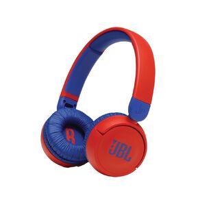 JBL JR310 Kids Bluetooth Headphones - Red & Blue