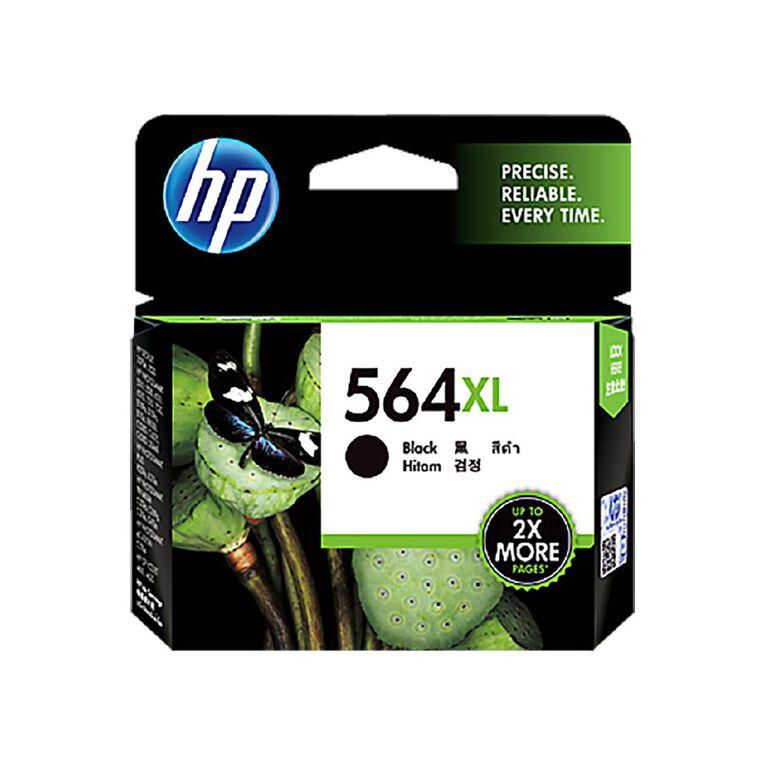 HP 564XL Ink - Black, , hi-res
