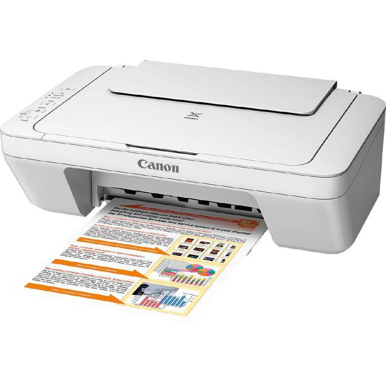 Canon Pixma Multifunction Printer - MG2560, , hi-res