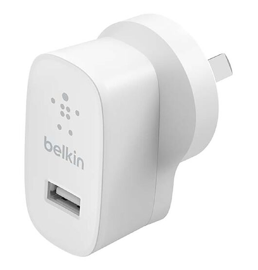 Belkin USB-A Wall Charger 12W