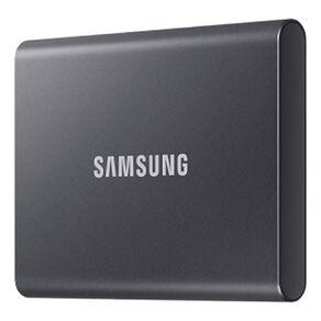 Samsung T7 Portable SSD - 1TB Titan Grey