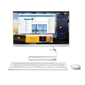 "Lenovo 21.5"" FHD IdeaCentre Intel Pentium G6400T 8GB RAM 1TB All in One Desktop"
