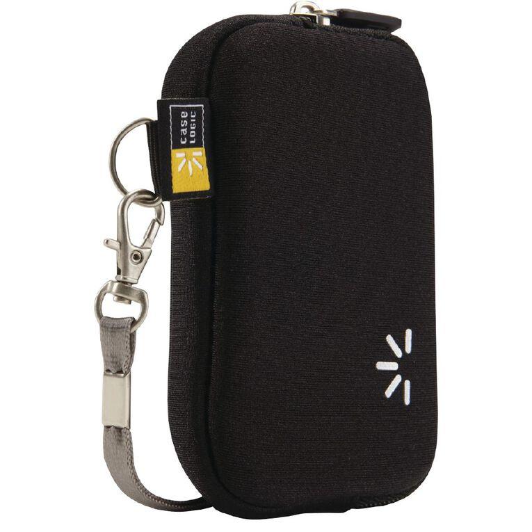 Case Logic Neoprene Compact Camera Case - Black, , hi-res