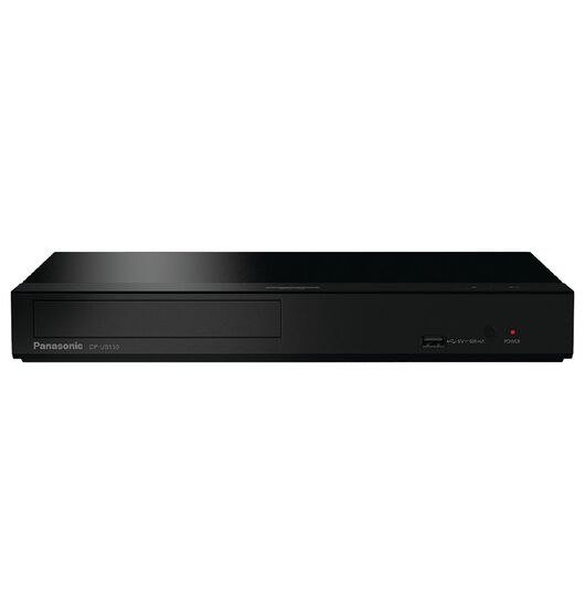 Panasonic 4K Blu-ray Player with Hi-Res Audio & 3D