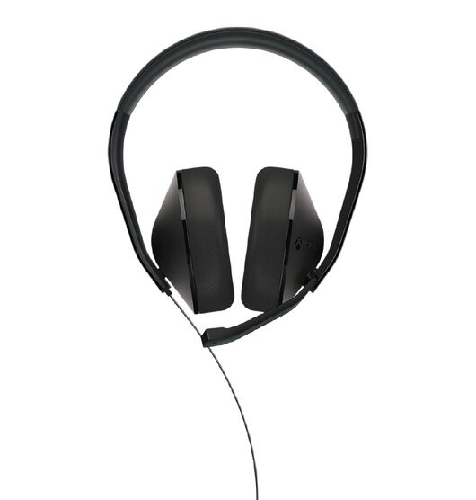 Xbox One Stereo Headset - Black