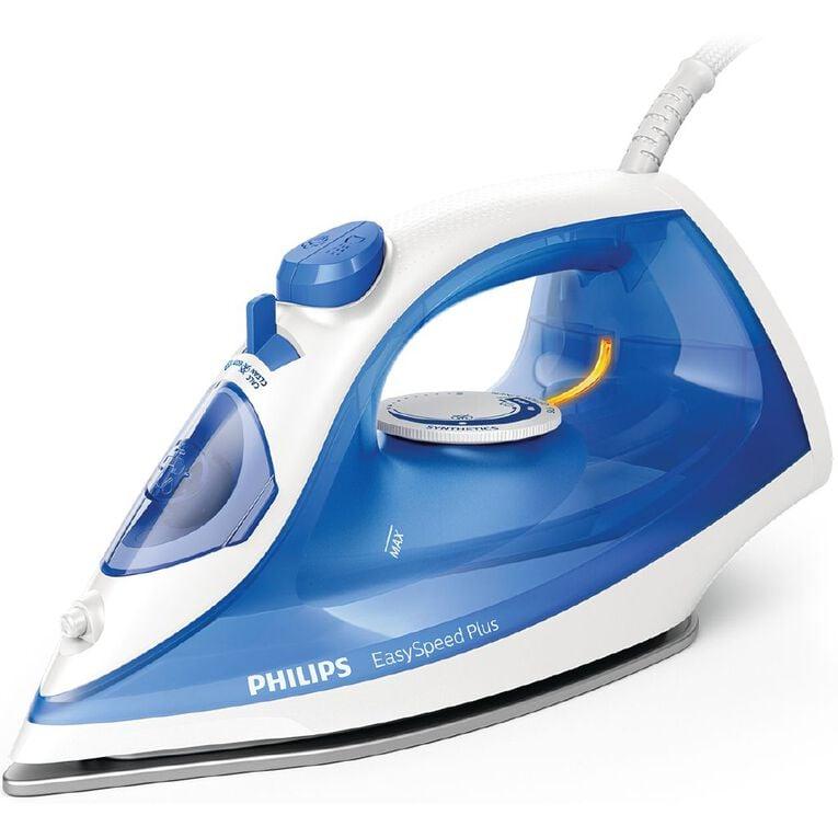 Philips Easy Speed Plus Steam Iron, , hi-res