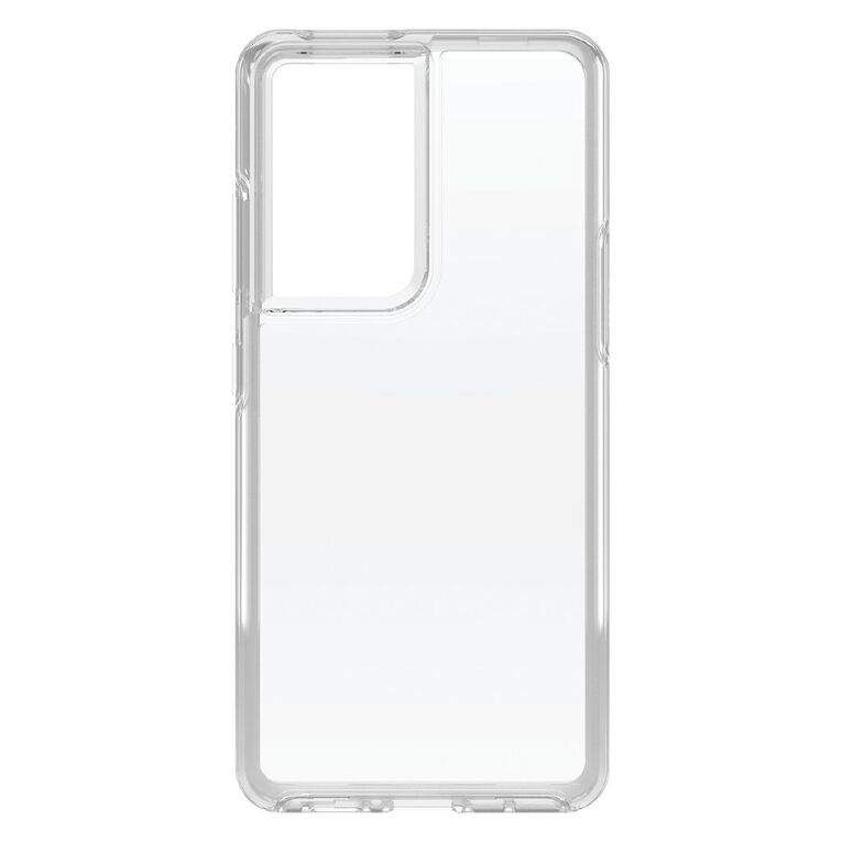 OtterBox Symmetry Case for Samsung S21 Ultra - Clear, , hi-res