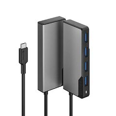 ALOGIC Fusion Swift USB-C 4-in-1 Hub