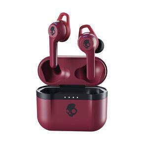 Skullcandy Indy Evo True Wireless Headphones - Deep Red