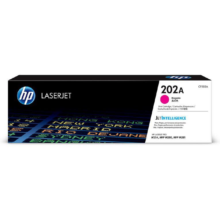 HP 202A Toner - Magenta, , hi-res