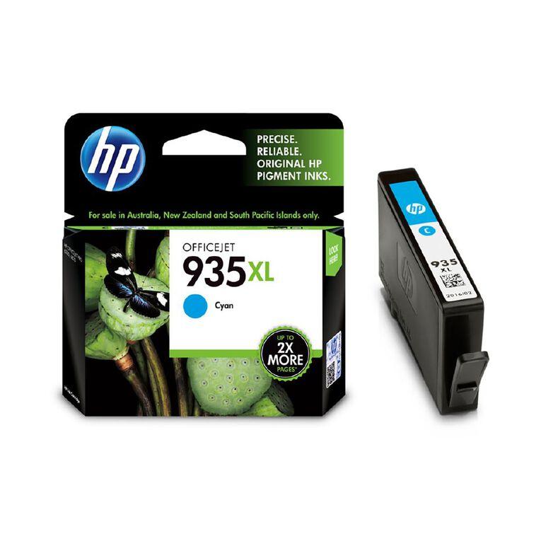 HP 935XL Ink - Cyan, , hi-res