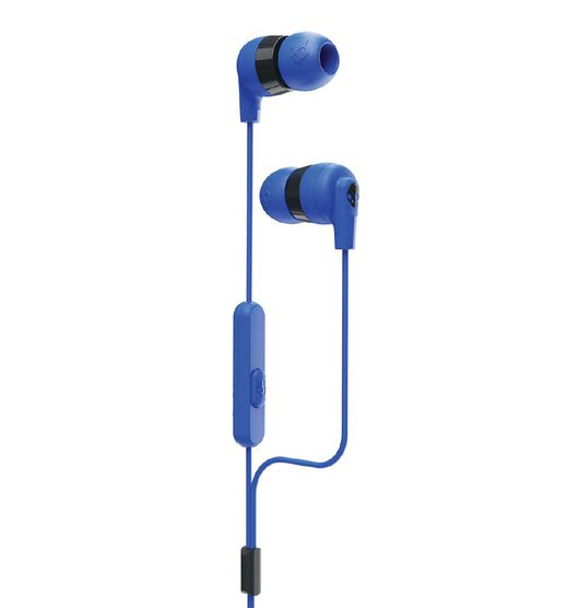 Skullcandy Ink'd+ In Ear Headphones - Cobalt Blue