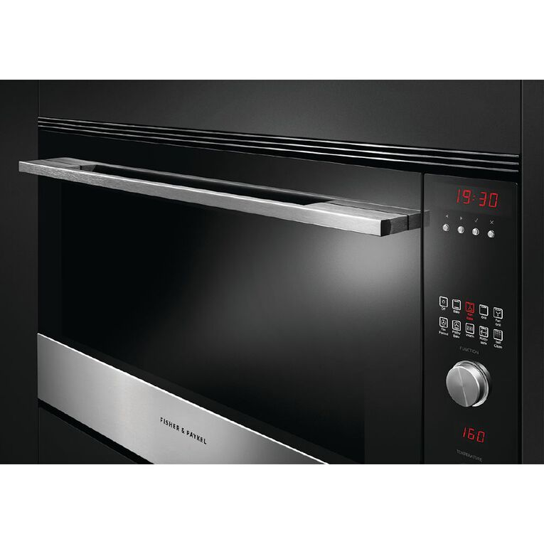 Fisher & Paykel 90cm Pyrolytic Wall Oven, , hi-res