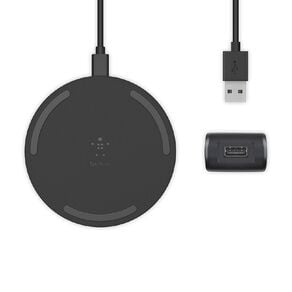 Belkin BoostUp 15W Wireless Charging Pad - Black