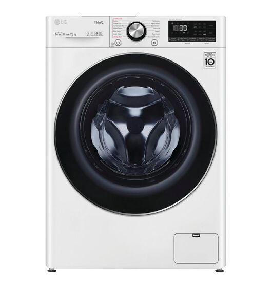 LG 12KG Front Load Washing Machine with AI Direct Drive