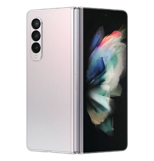 Image of Galaxy Z Fold3 256GB Silver