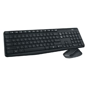 Logitech MK315 QUIET Wireless Keyboard and Mouse Combo