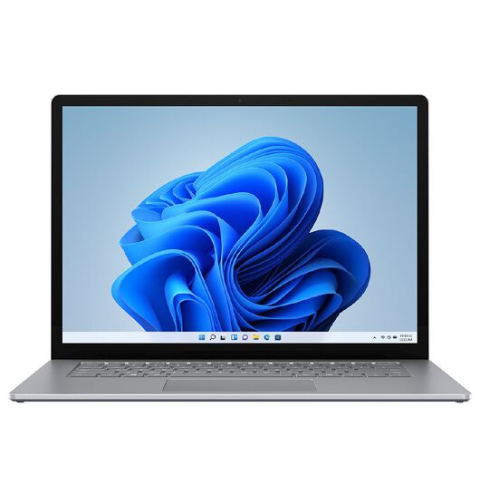 "Image of 15"" Surface Laptop 4 AMD Ryzen 7-4980U 8GB RAM 256GB SSD Storage - Platinum"