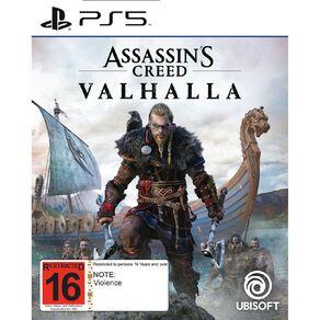PlayStation 5 Assassin's Creed Valhalla