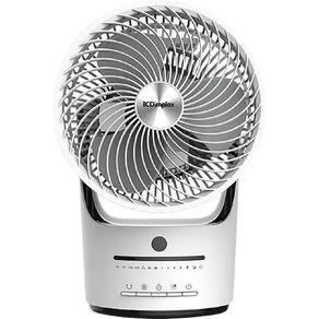 Dimplex WhirlTech Air Circulator with Electronic Controls, Timer and Remote