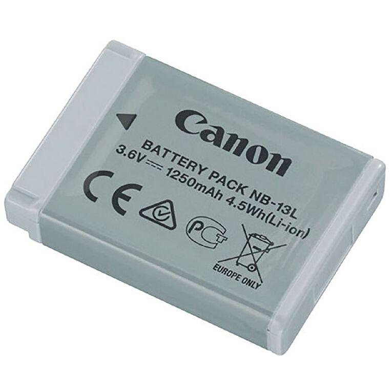 Canon NB13L Li-Ion Battery Pack, , hi-res