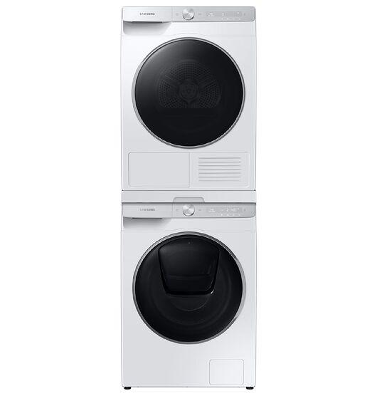 Image of 8.5KG QuickDrive Front Load Smart Washer & 9KG Heat Pump Smart Dryer