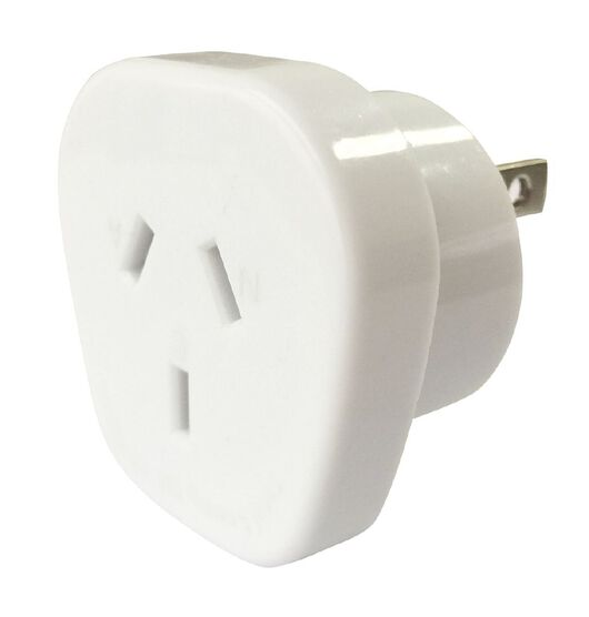 Endeavour Outbound Travel Adaptor - USA, Canada, Japan, Philippines