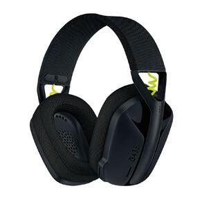 Logitech G435 LIGHTSPEED Wireless Gaming Headset - Black