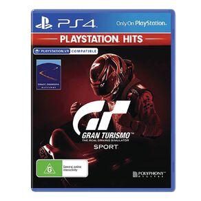 PlayStation 4 HITS GT Sport