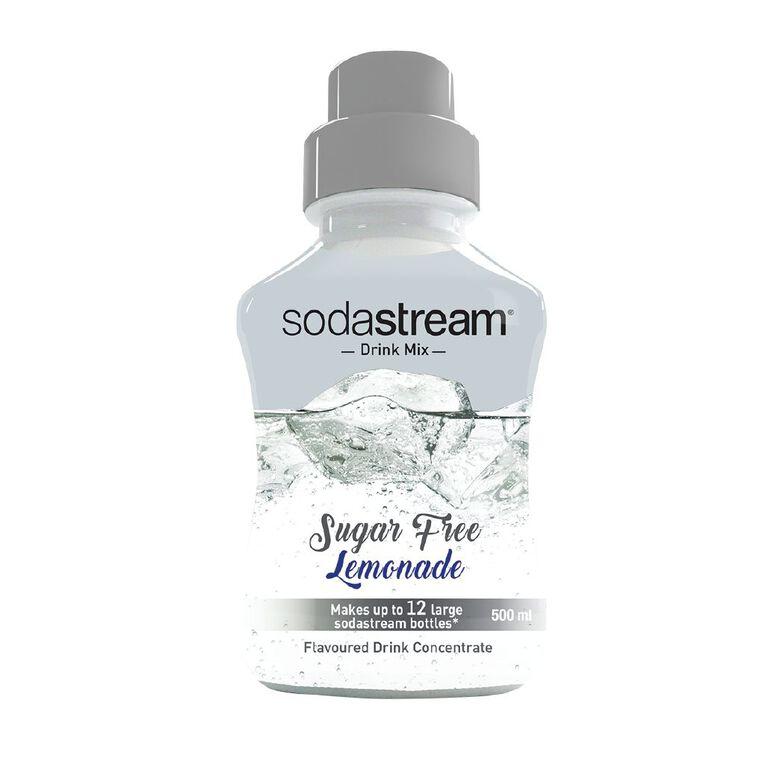 Sodastream Diet Lemonade Syrup, , hi-res