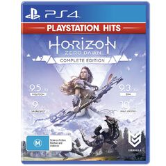 PlayStation 4 Hits Horizon Zero Dawn Complete Edition