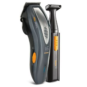 VS Sassoon The Turbo Cut Clipper & Personal Grooming Kit