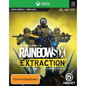 Xbox Series Rainbow Six Extraction