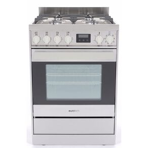 Eurotech 60cm Gas/Electric Freestanding Oven