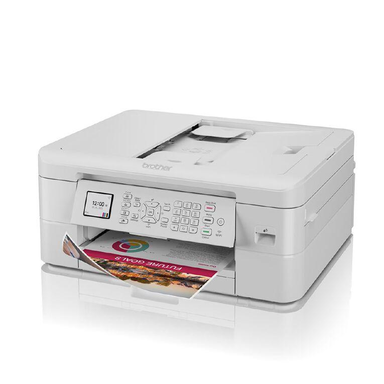 Brother MFCJ1010DW Mini Biz Inkjet Printer, , hi-res